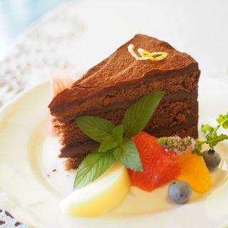 チョコレートケーキ(ティーグレース )