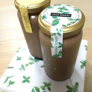 夏のチョコレートドリンク