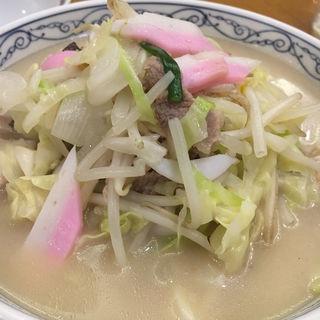 ちゃんぽん(京華園 (キョウカエン))