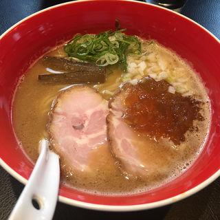 魚介豚骨 醤油(麺eiji 平岸ベース (men-eiji HIRAGISHI BASE))