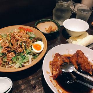 棒々鶏冷麺(夏季限定)(直家 )