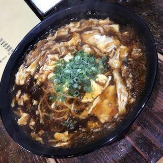 黒酢 ルージャー麺