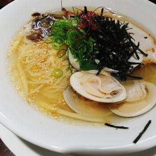 貝出汁らーめん はまぐり(塩麺独歩相棒 )
