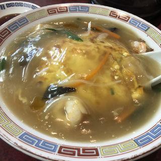 天津飯(福寿館 )