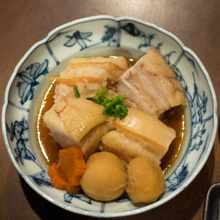sakeba自慢の角煮(sakeba  赤坂店)