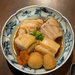 sakeba自慢の角煮
