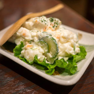 王道のポテトサラダ(てけてけ)