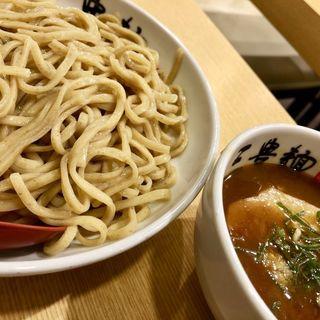 濃厚魚介つけ麺(三豊麺 斬 サンプラザ店)