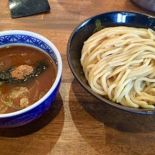 辛つけ麺(つけ麺専門店 三田製麺所 北新地店)