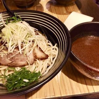 柚子つけ麺(ひかり製麺堂 )