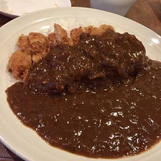 カツカレー(洋食ますだ )
