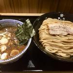 つけ麺(大)(京都 麺屋たけ井 阪急梅田店)