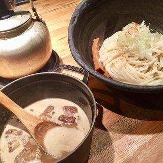 もつつけ麺(北野坂 奥)