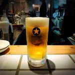 生中(生ビール)