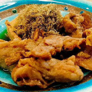 牛スジ豆腐(弘大Z)
