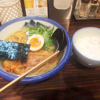 柚子露つけ麺(AFURI 六本木ヒルズ (アフリ))