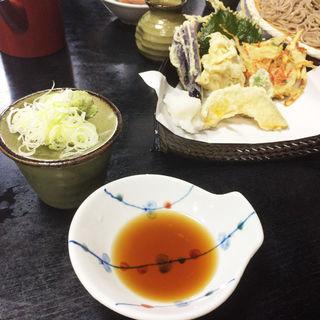 天ぷら(報徳庵 )