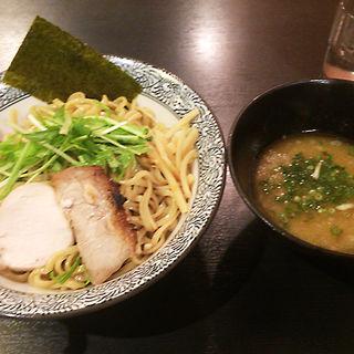 濃厚鶏つけ麺(麺屋 武一 初台店)