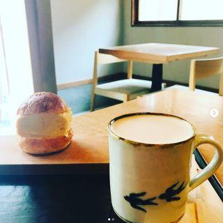 だし巻きバンズ(ノット カフェ)