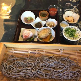 食楽う(くらう)手料理とお蕎麦