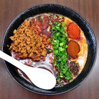 担々麺(絶)(麺や 睡蓮 (メンヤ スイレン))