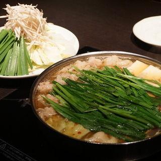 もつ鍋(やま中 赤坂店 (ヤマナカ))