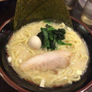 塩ラーメン(金山家)