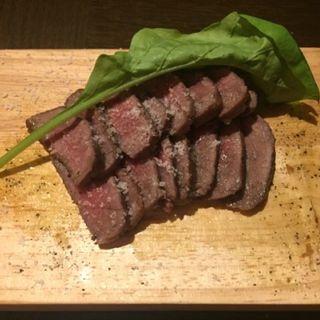 牛肉のタリアータ(立ちバルイタリアン BOTTI 錦通店)