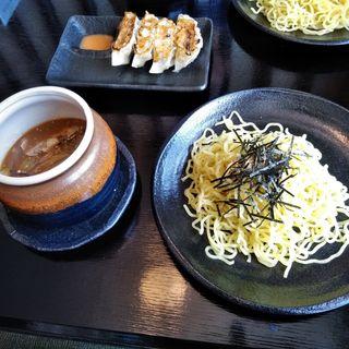 のうこく味噌つけ麺(太麺)(麺処 松。)