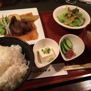 牛ハラミステーキ(アラマキッチン )