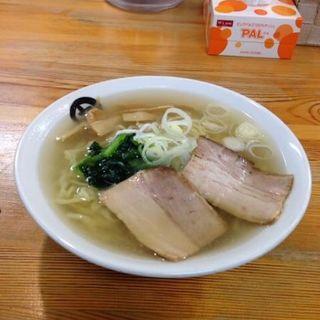 金の中華そば(伊藤商店 泉ヶ丘店 )