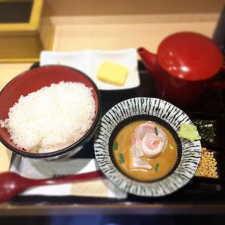 鯛胡麻だれ 茶漬け(築地寿司清 東京駅グランスタダイニング店 )