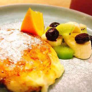 フレンチトースト(はちパンカフェ)