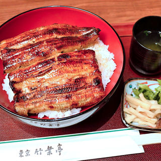 鰻丼 桜(東京竹葉亭 なんばダイニングメゾン店 )