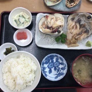 ホッキ貝定食(どんぶり屋 )