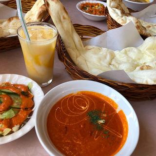 スタンダードランチ(インド料理 カマナ 太白店 )