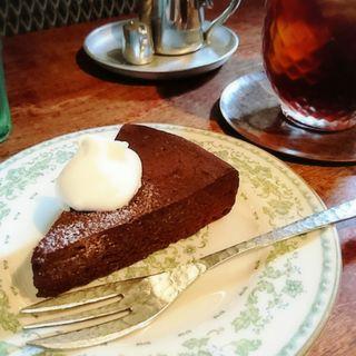 ガトーショコラ(オカフェ)