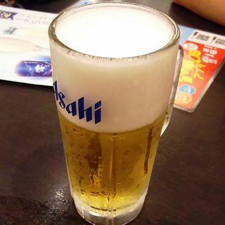 生ビール(中ジョッキ)(金の蔵 元住吉店 )
