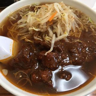 牛肉麺(味芳斎 本店 (ミホウサイ))