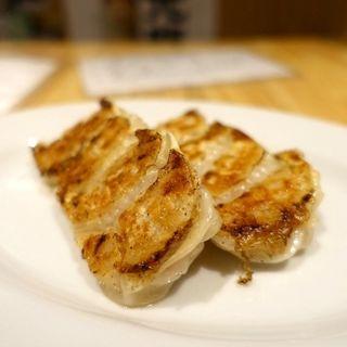 一口餃子(無ニンニク) 10個(円頓寺ぎょうざ 関山)