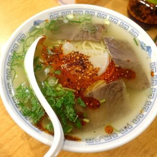 蘭州拉麺 パクチー(蘭州拉麺 李)