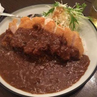 ロースカツカレー(洋食 Kogame)