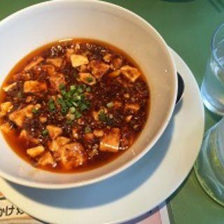 麻婆豆腐(中華厨房あんにん 西町店)