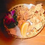 薩摩地鶏から揚げ