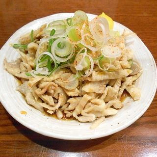鶏皮ポン酢(春田屋 )