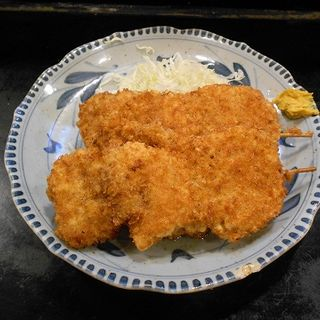 串カツ(亀勢 )