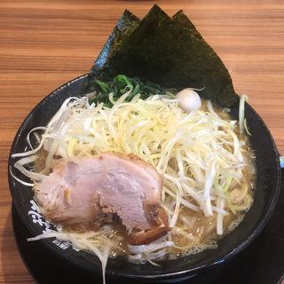 ネギらーめん(町田商店マックス )
