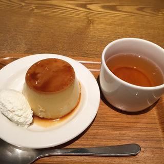 プリン(Cafe & Meal MUJI 渋谷西武)