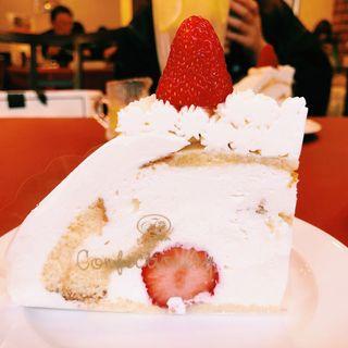 ケーキ(不二家レストラン 心斎橋店 )