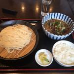 牛すじ担担麺